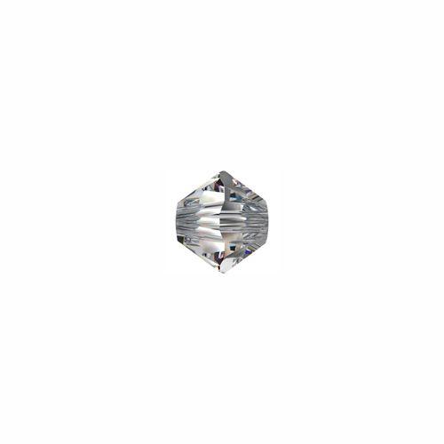 5328/E Бусины (кристалл) прозрачные, 6 мм, упак./20 шт., Swarovski