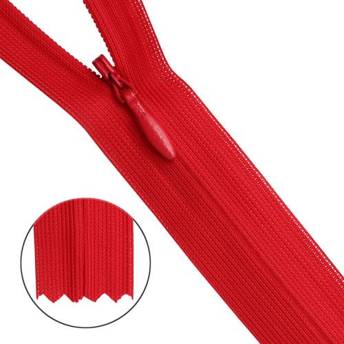31321/50 Молния потайная тип 3 50см красный нейлон