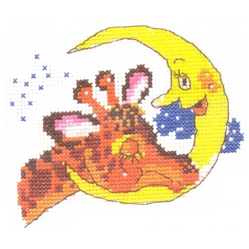 0-06 Набор для вышивания АЛИСА 'Баю-бай' 11*9см
