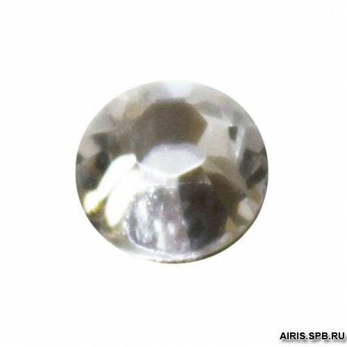 Камни плоские без клея 2058/E SS 12 (1) кристалл прозр. 50шт. Swarovski