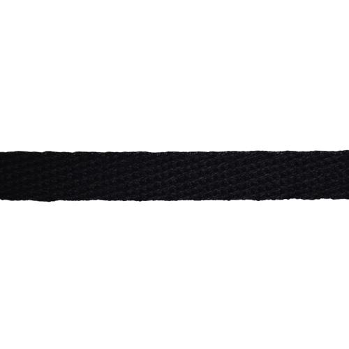 1008Ч Лента киперная х/б 8мм*100м, черная