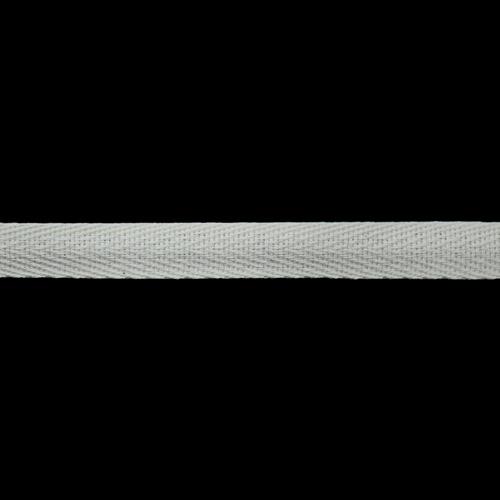 1013Б Лента киперная х/б 13мм*50м, белая