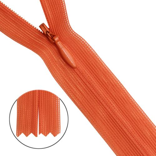 31287/50 Молния потайн. пл/мет-1 тип-3 морк.