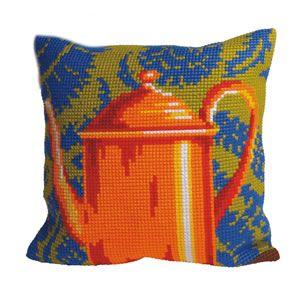 5013 Подушка для вышивания Collection D'Art, 40х40см