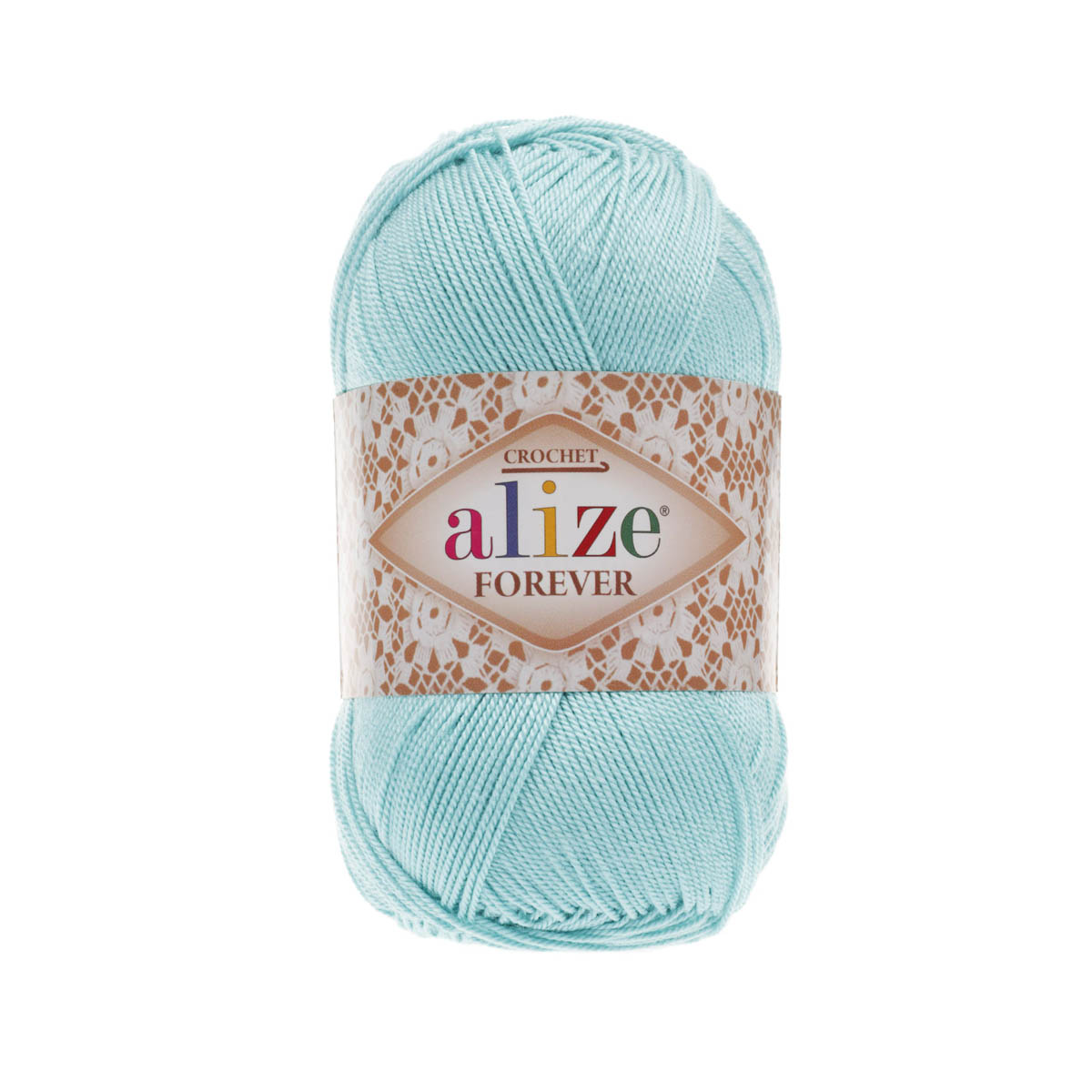 Пряжа ALIZE 'Forever crochet' 50гр. 300м. (100% микроакрил) ТУ