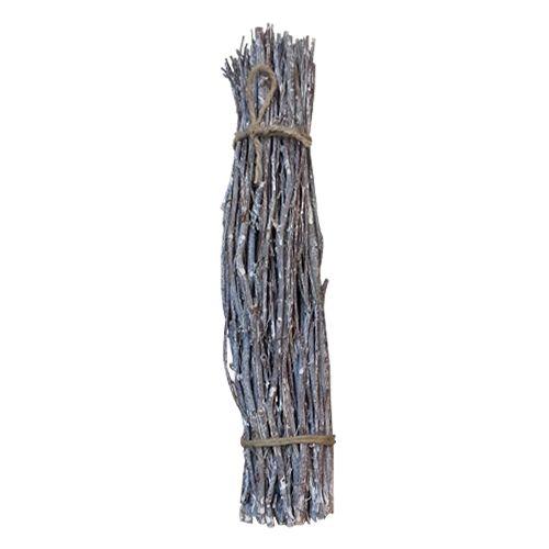 YW229 Хворост декоративный натуральный (береза), 40см