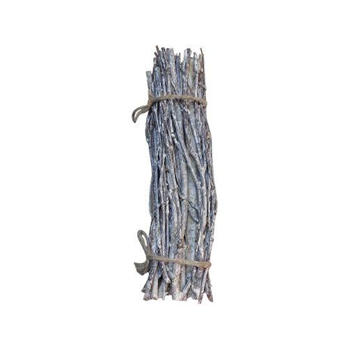 YW229 Хворост декоративный натуральный (береза), 30см