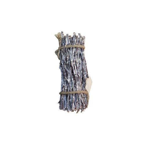 YW229 Хворост декоративный натуральный (береза), 20см