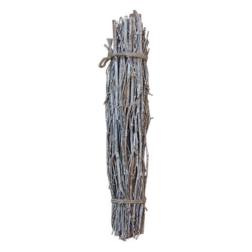 YW230 Хворост декоративный натуральный (орешник), 40см