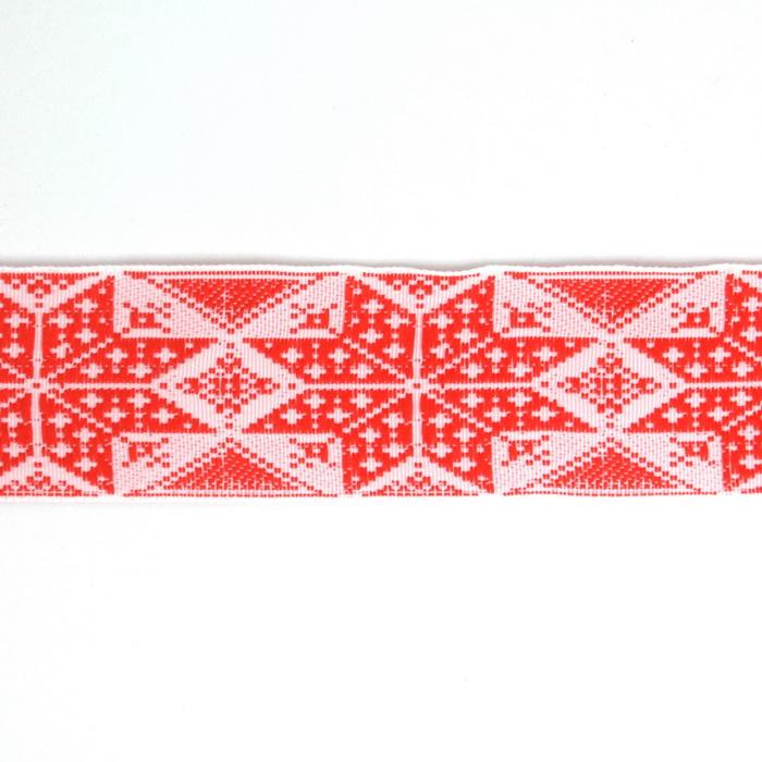 С3806Г17 Лента 'Славянский орнамент Оберег', рис.9453, 36мм