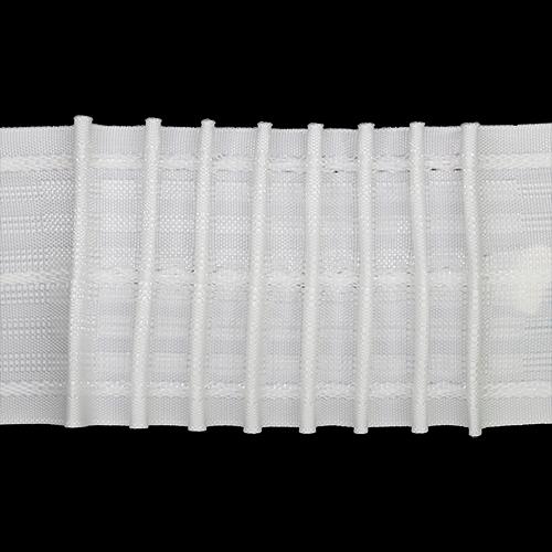Лента шторная 6,5см 1/2,5 равномерная С803
