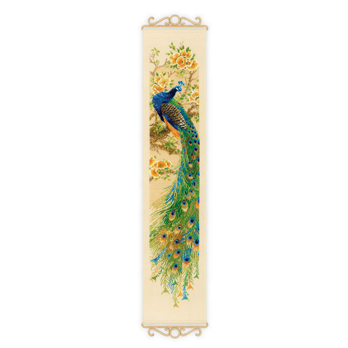 1834 Набор для вышивания Риолис 'Восточный красавец'19*90см