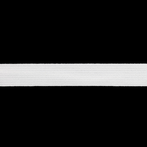 46-60315/15 Резинка вязаная 15мм белая