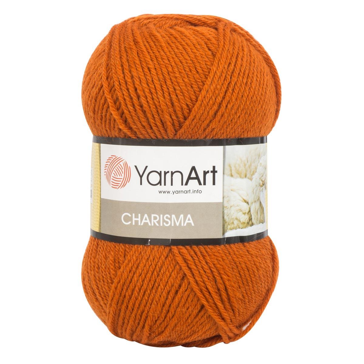 Пряжа YarnArt 'Charisma' 100гр. 200м (80%шерсть, 20%акрил)