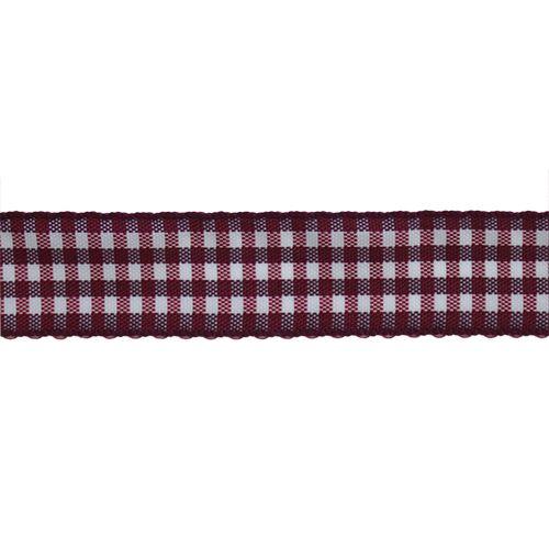 С3723 Лента 'Шотландка', 15 мм*25 м