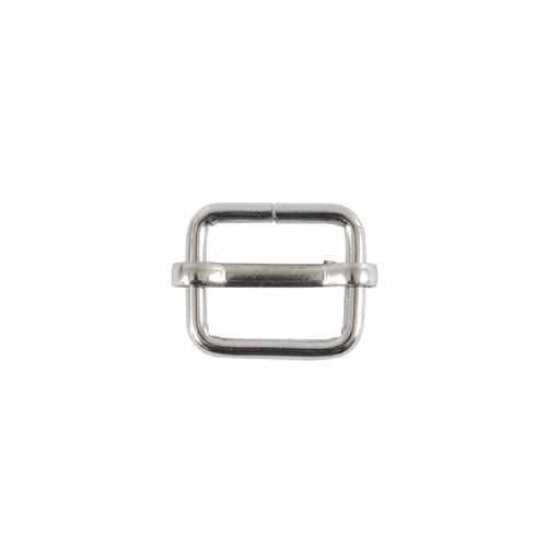 513 Рамка-регулятор d-2,2мм (Кольцо 15мм*12,2мм), никель роллинг