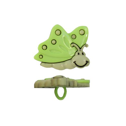 48868 Пуговица 'Веселая бабочка', 25 мм