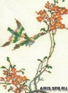 В063 Набор для вышивания бисером 'Кроше' 'Диспут', 35x25 см