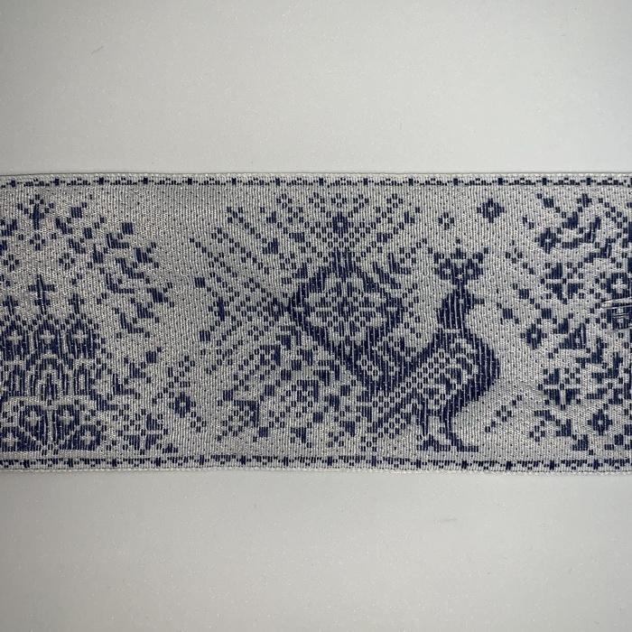 С3776 Лента 'Славянский орнамент Оберег', рис.9367 65мм*50м