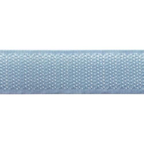 20007 Лента контактная 20мм. 25 м 'крючок' (45 голубой)