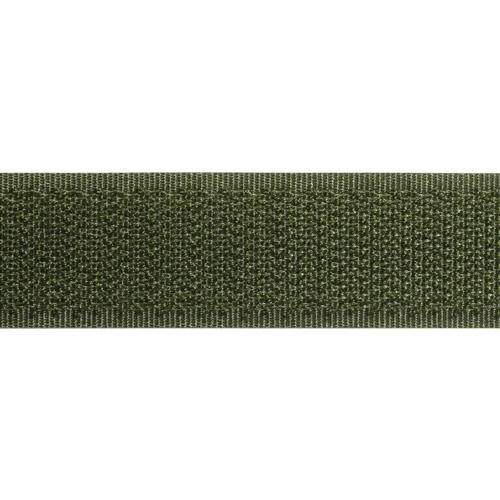20010 Лента контактная 20мм. 25м 'крючок' (12 хаки)