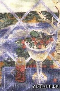 В070 Набор для вышивания бисером 'Ностальгия'