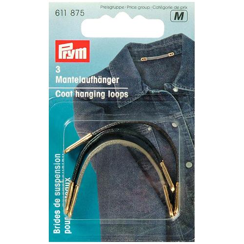 611875 Петля-вешалка для одежды 3шт. Prym