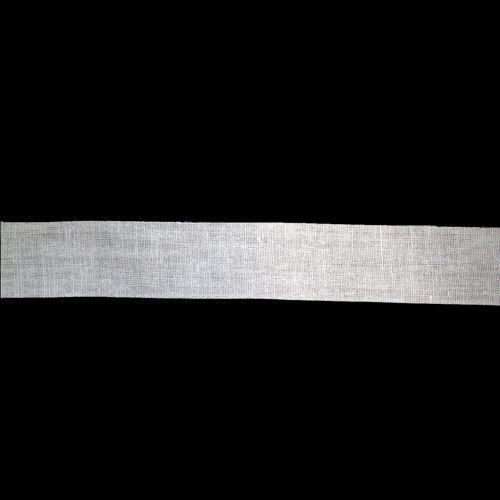 Лента клеевая тканая для кожи и меха 20мм*18,28 м