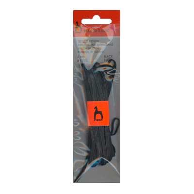 53102 Резинка бельевая 3 мм/5 м, черная PONY