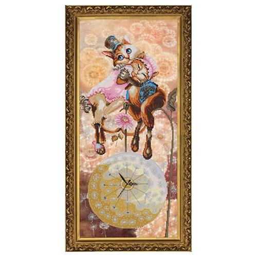 СР6073 Набор для вышивания 'Нова Слобода' 'Сладкие грезы', 23х51 см