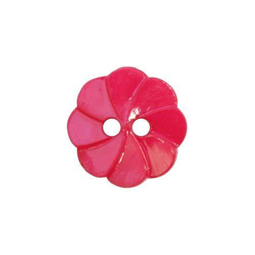 0316-2176 Пуговица 'Цветок', 20L