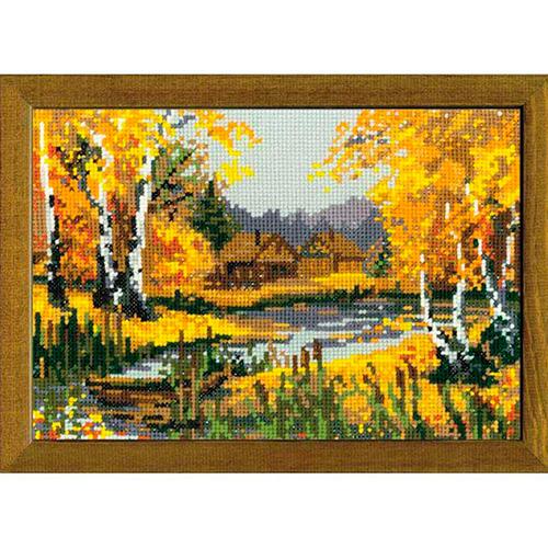 920 Набор для вышивания Riolis 'Осеннее очарование', 21*15 см