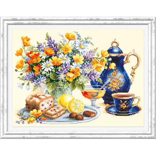 120-021 Набор для вышивания Чудесная игла 'В лучших традициях' 38*29см