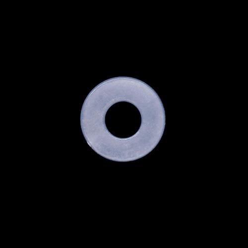 1787 Кольцо пластик под кнопку 12-20мм