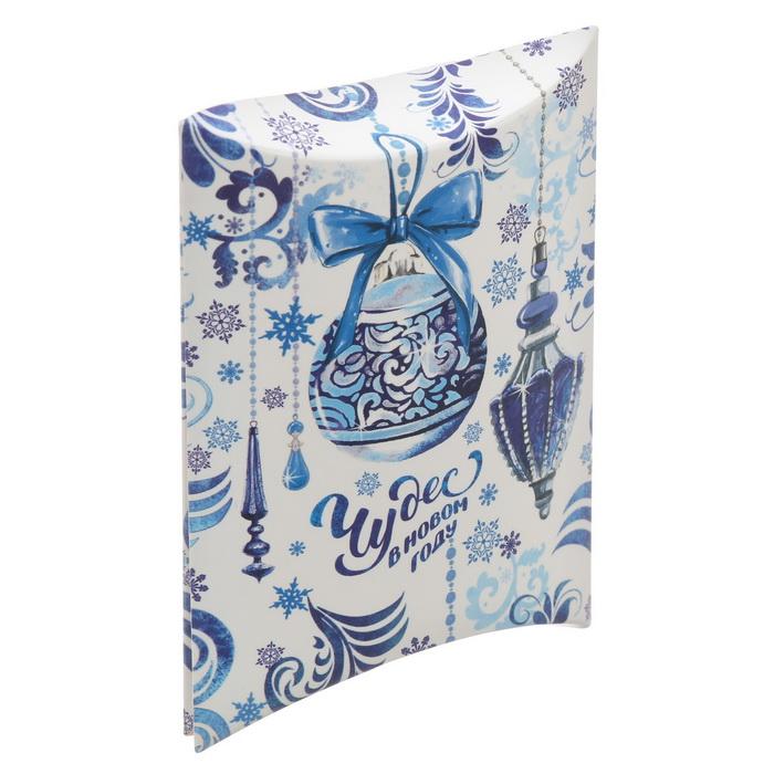 3573412 Коробка сборная фигурная «Чудес в Новом году», 11 × 8 × 2 см