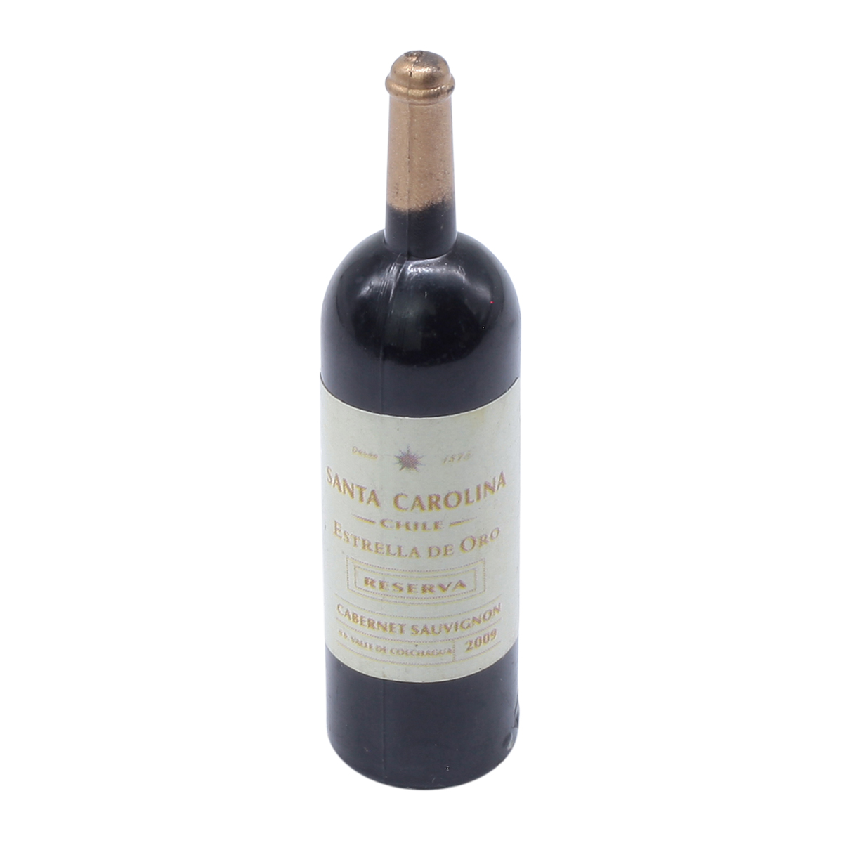 2AR201 Миниатюра. Бутылочка вина, 4,8см