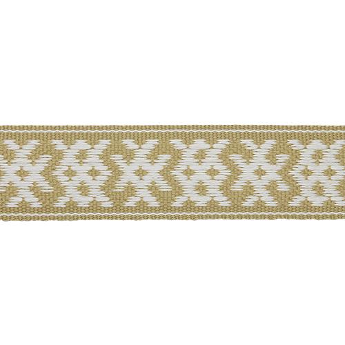 С3773Г17 Лента 'Славянский орнамент Оберег', рис.9343 25мм*25м