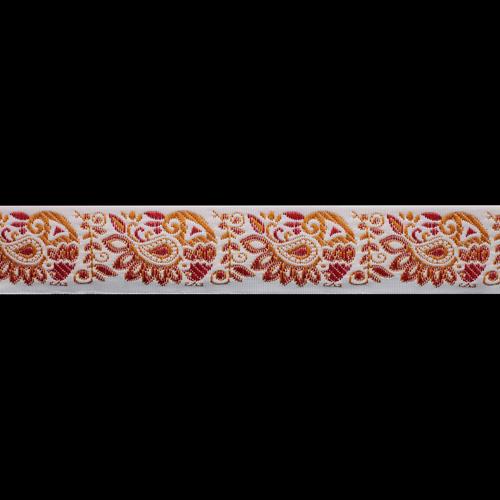С3774Г17 Лента 'Славянский орнамент Оберег', рис.9017 32мм*25м