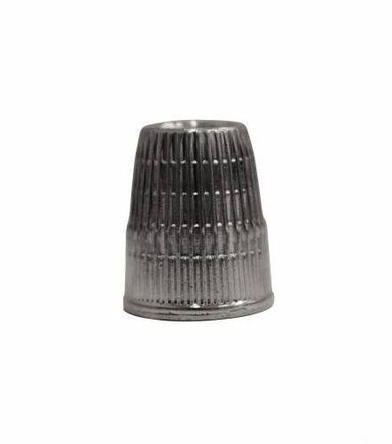 431844 Наперсток, цинк, хромовое покр., серебристый цв. 16 мм Prym