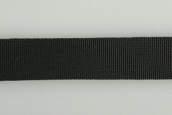 Тесьма брючная арт.3704 шир.15мм цв.1 черный уп.50 м, АРТ3704ЧЕРНЫЙ