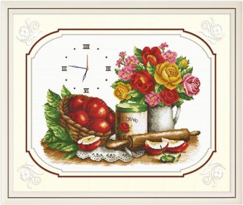 S-038 Набор для вышивания Hobby&Pro 'Время обедать', 39*30 см
