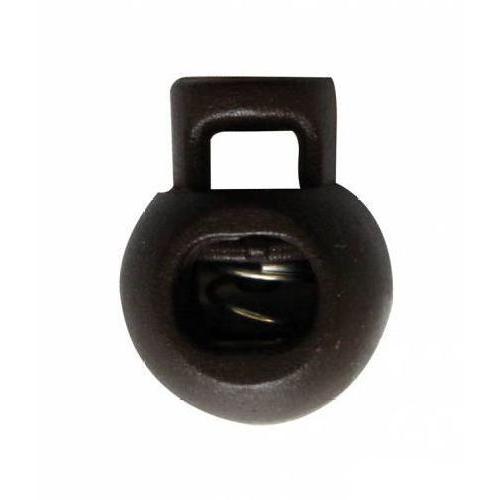 0305-3129 Стопор 'Шар' d=7мм, 17мм, пластик