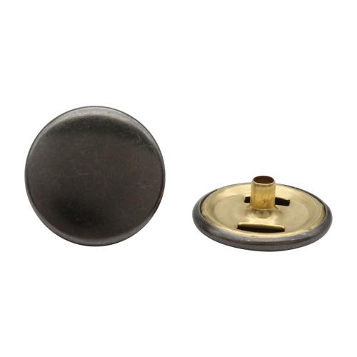 5663 Кнопка 5/17 BRASS ч/ник.ГР