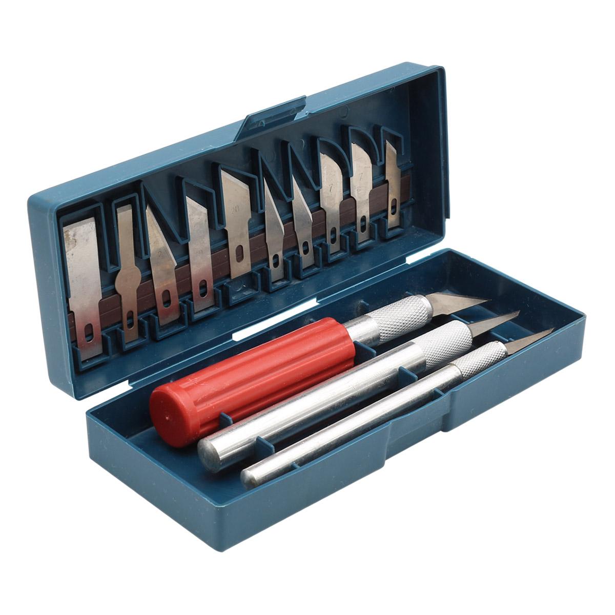 AR345 Набор ножей для бумаги, 13шт
