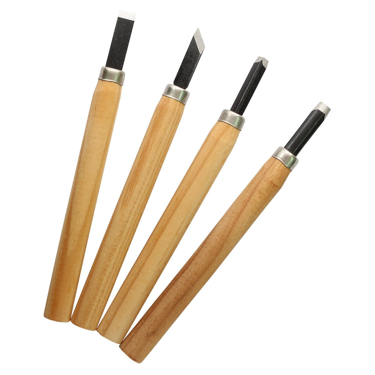 AR349 Ножи для дерева 4шт