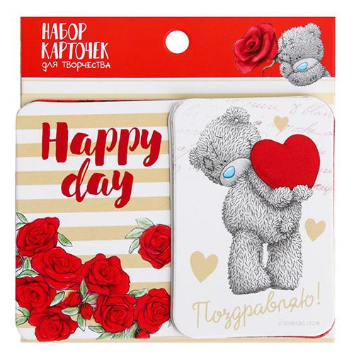 4069629 Набор карточек для творчества 'Розы', Me to you