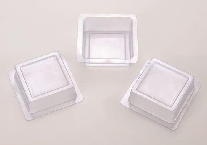 61600432 Форма для мыловарения,квадрат,3шт. Glorex