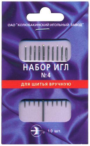 иглы для шитья вручную С29а-275
