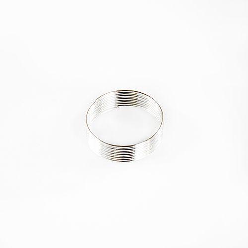 Проволока с памятью для колец, 0,6 мм, d 22 мм, 3 шт.*10 витков, 'Астра'