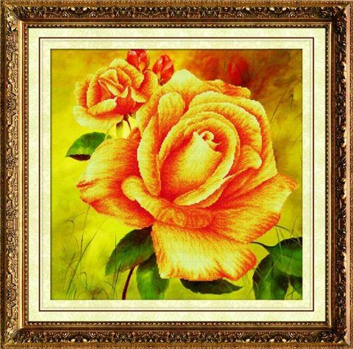 1134 Мозаика Cristal 'Чайная роза', 50*50 см